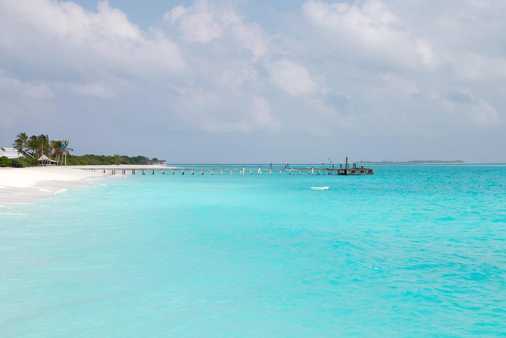 Malediven Insel Hondaafushi Indischer Ozean Reiseblog