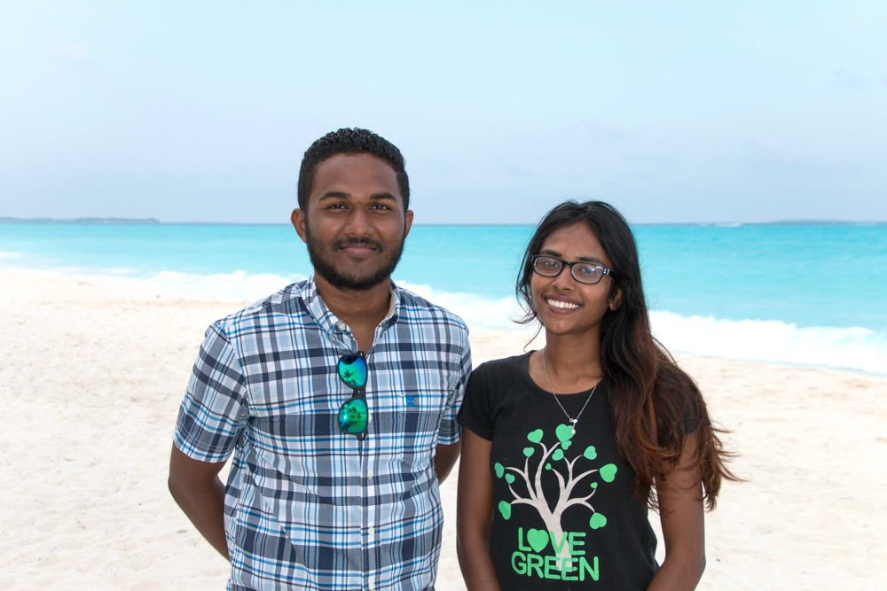 Malediven Urlaub Reise