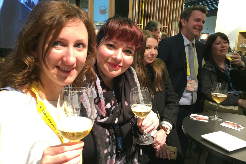 Reiseblogger Flandern Belgien Bier