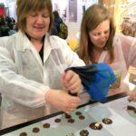 Reiseblogger Treffen Flandern Belgien Schokolade