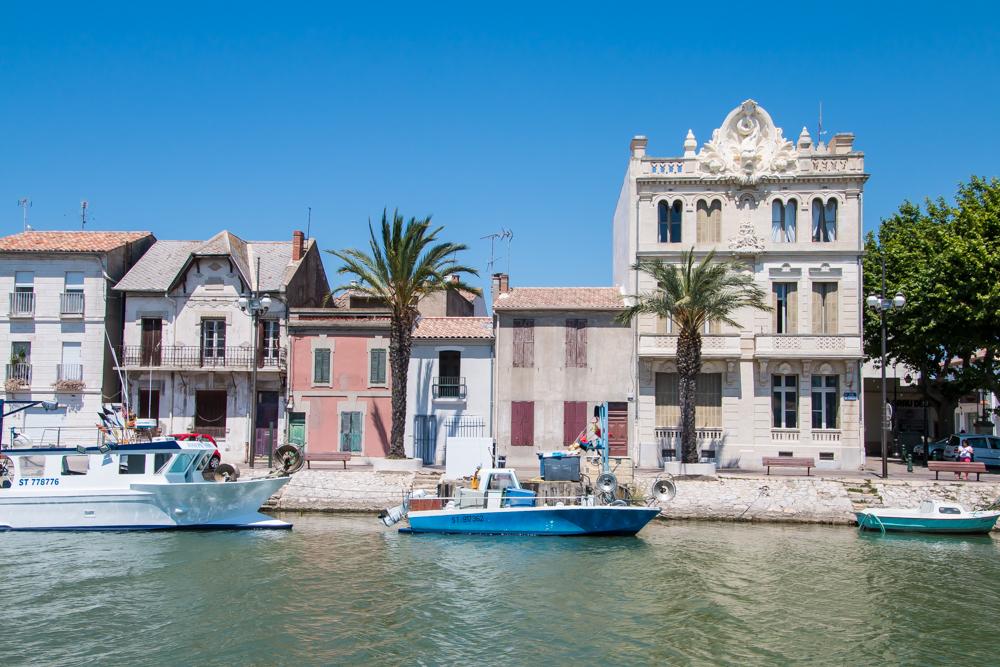 Südfrankreich Frankreich Le Grau-du-Roi