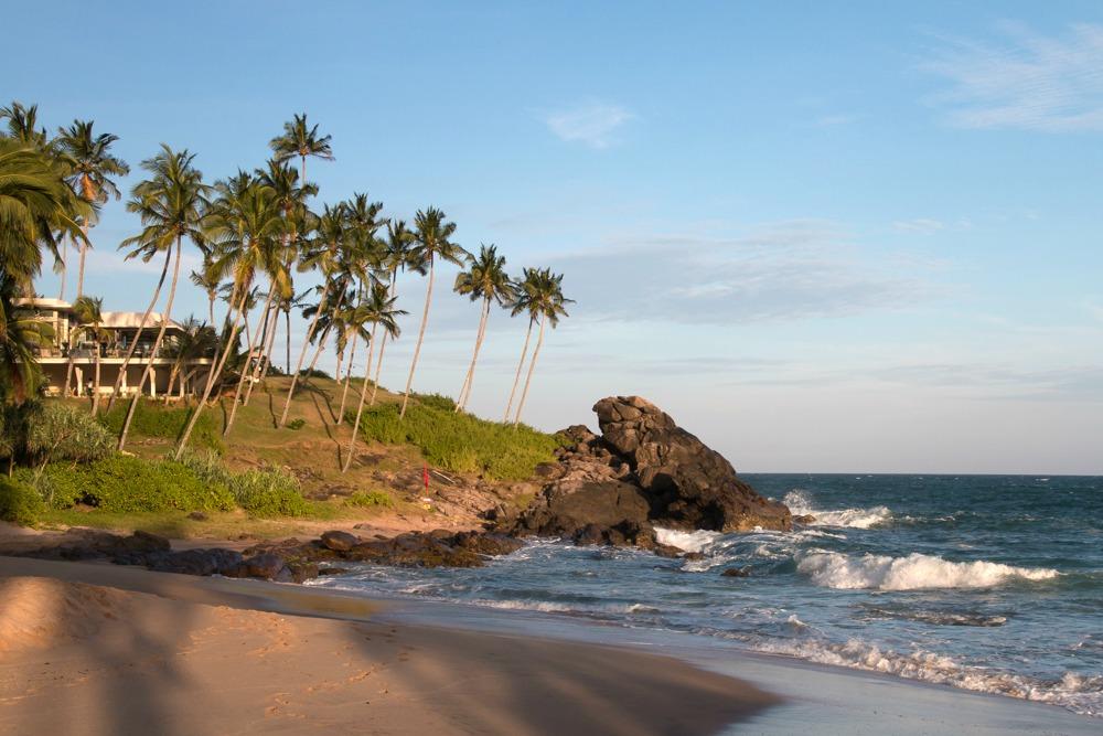 Sri Lanka Beach Tangalle