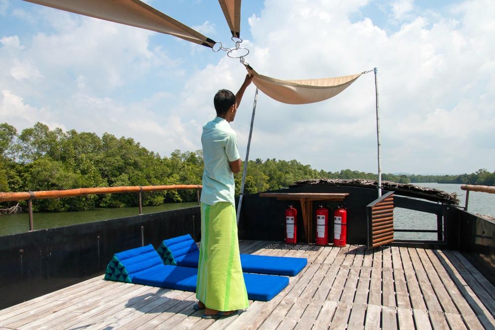 Sri Lanka Bentota Fluss Yathra by Jetwing