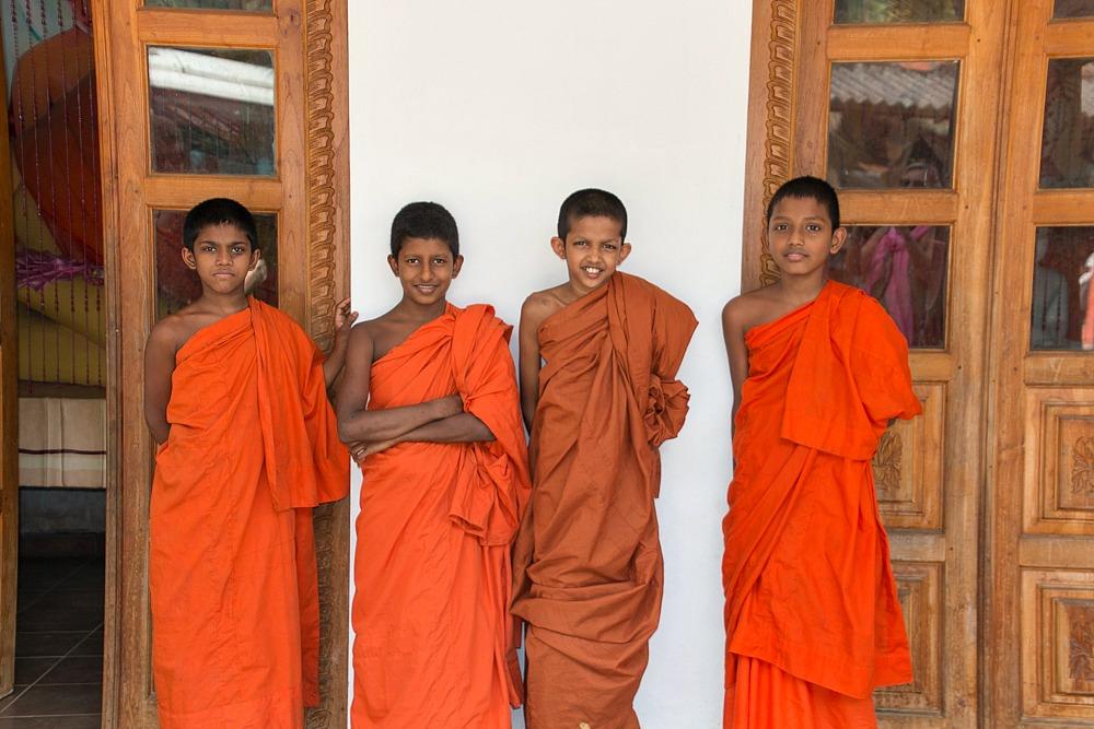 Sri Lanka Einheimische