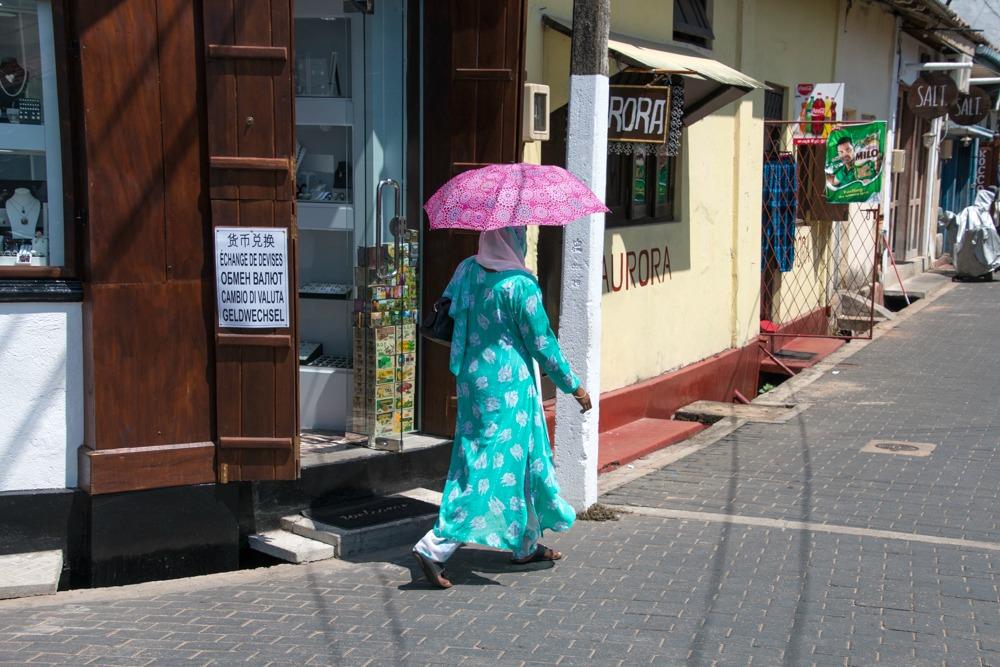 Sri Lanka Galle Urlaub Reise