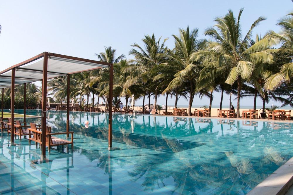 Sri Lanka Luxus Hotel Jetwing Blue Negombo