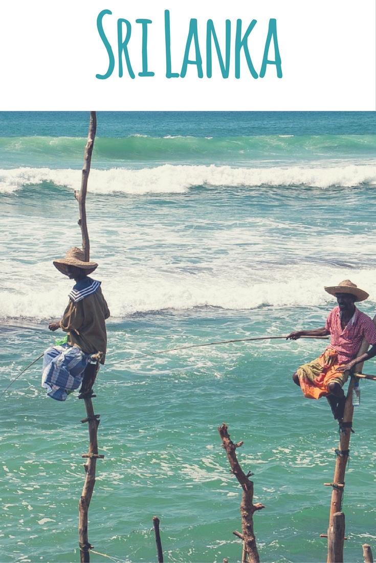 Sri Lanka: 15 Gründe, dorthin zu reisen - inkl. Stelzenfischer