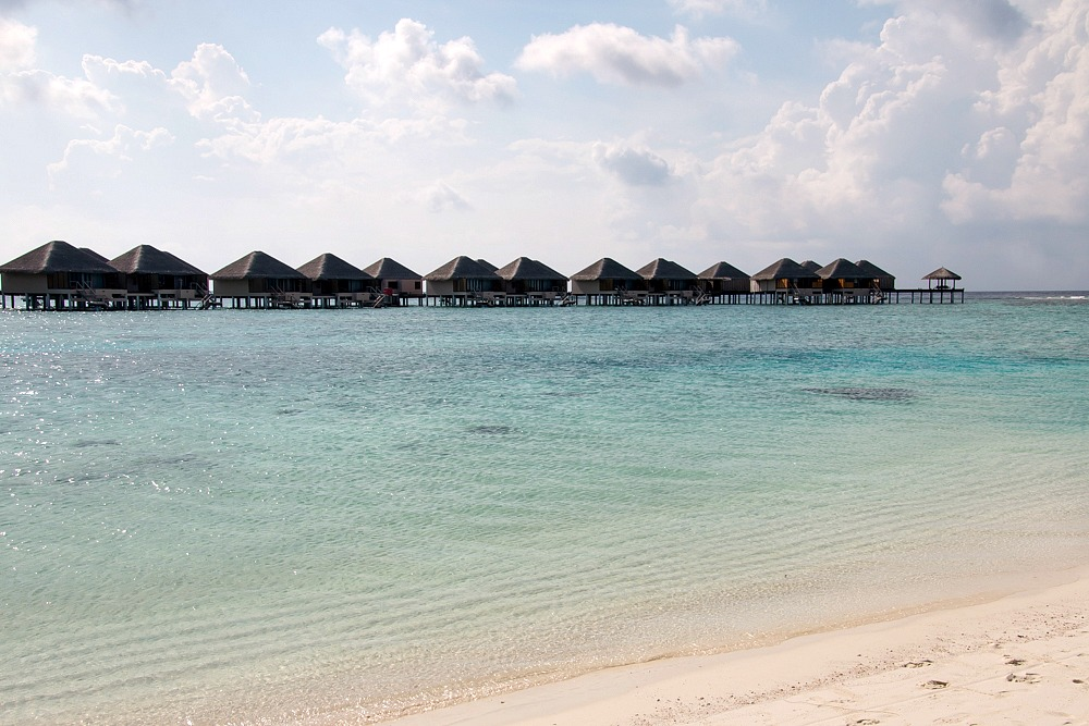 3 Malediven Adaaran Prestige Vadoo Wasservillen Meer Strand