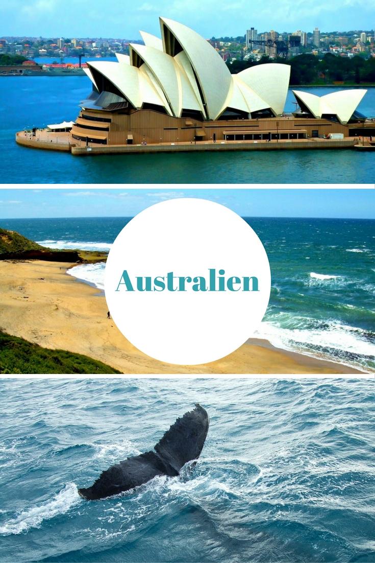 Australien, Ostküste - von Melbourne über Sydney bis Cairns