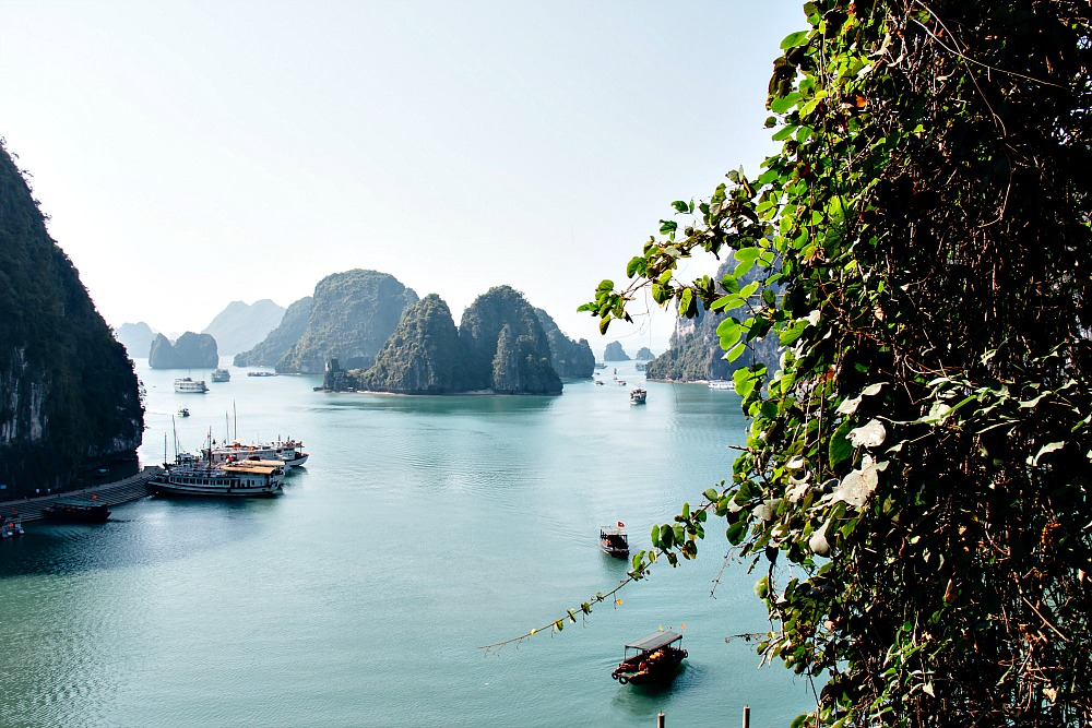 Halong Bay Ha Long Vietnam Reiseblog