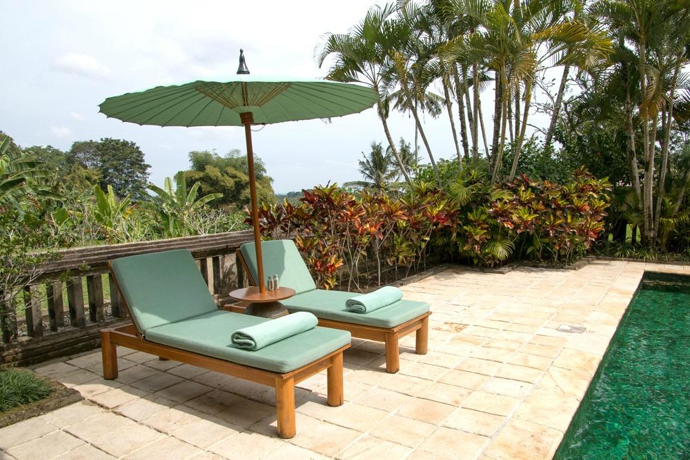 Hotel auf Bali