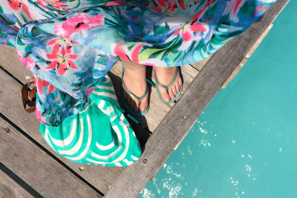 Malediven Reiseblogger Anja Beckmann
