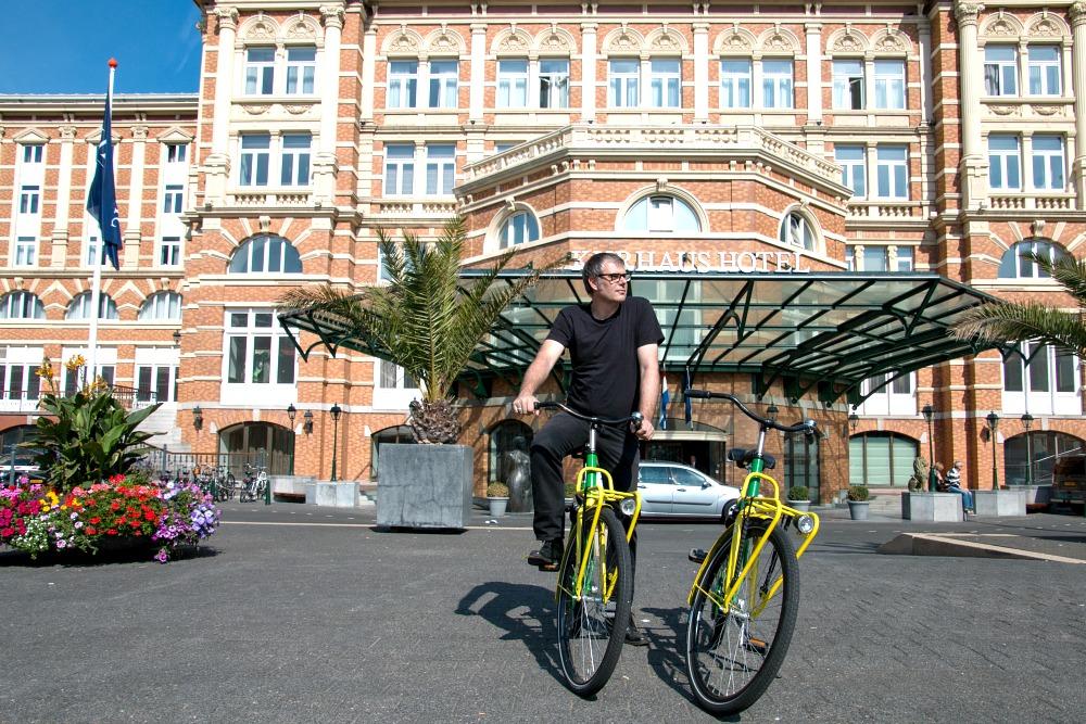 Reiseblog Reiseblogger Fahrrad Holland Den Haag