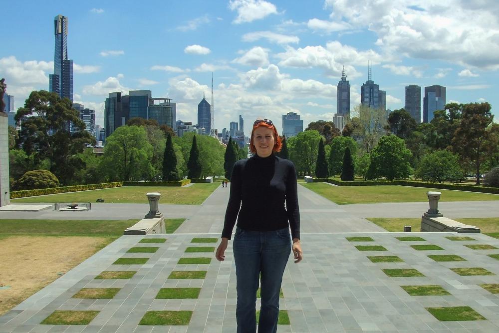 Reiseblogger Anja Beckmann Melbourne Australien