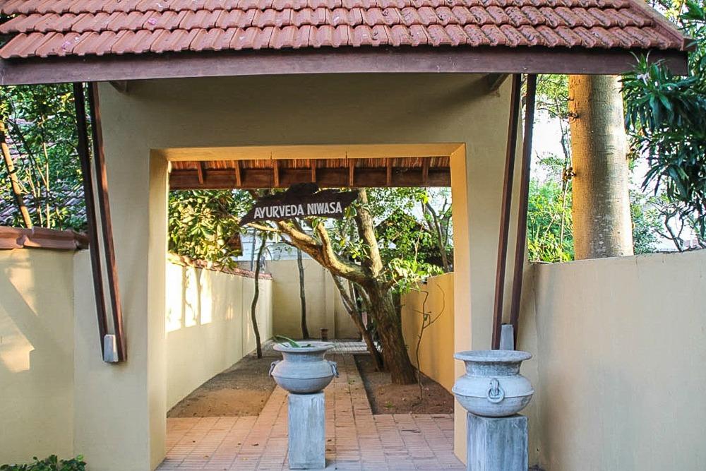 Sri Lanka Jetwing Ayurveda Pavilions Luxushotel
