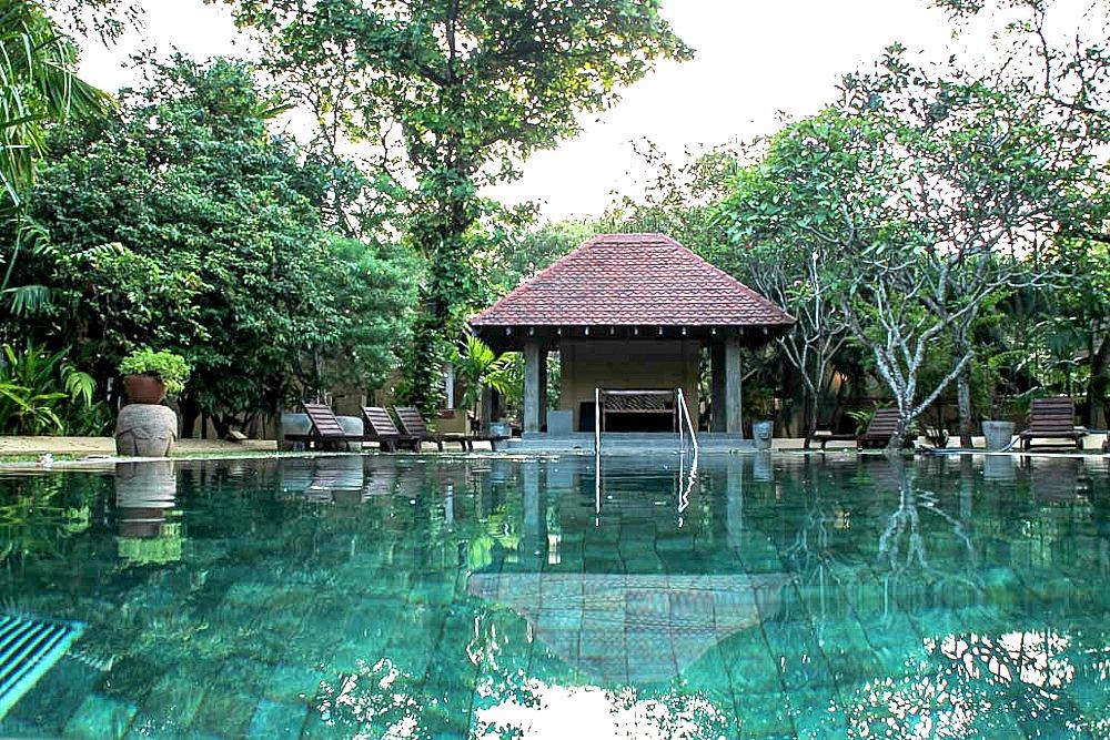 Sri Lanka Jetwing Ayurveda Pavilions Pool