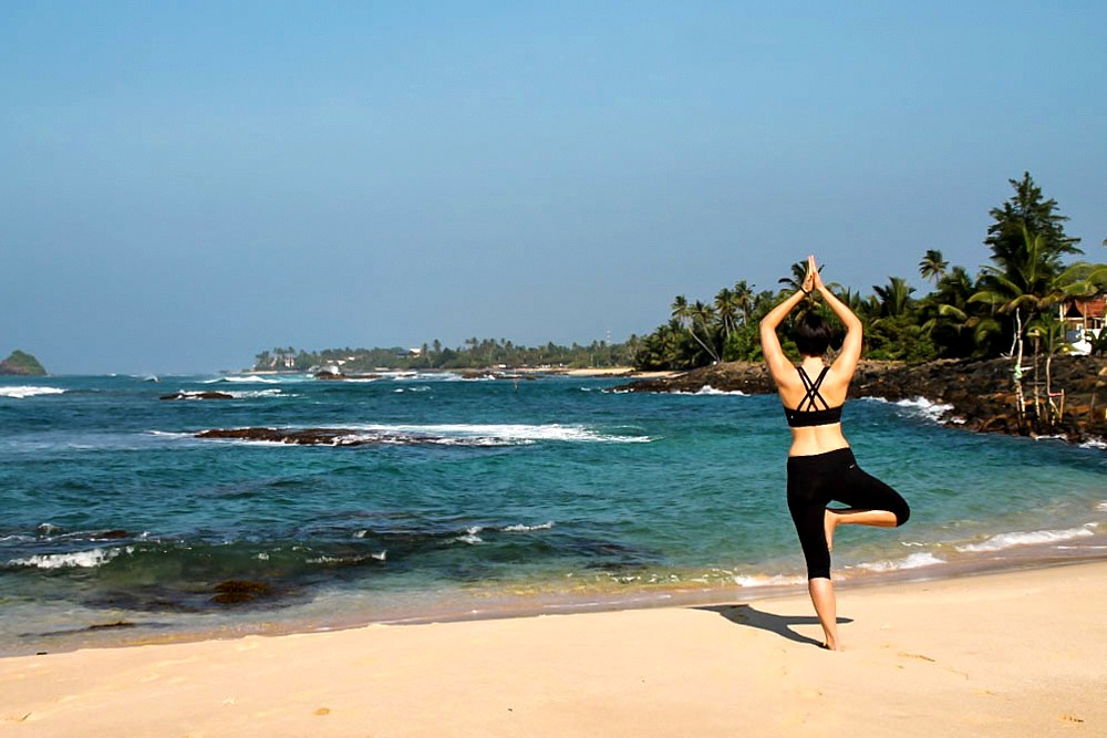 Sri Lanka Strand Ayurveda Yoga