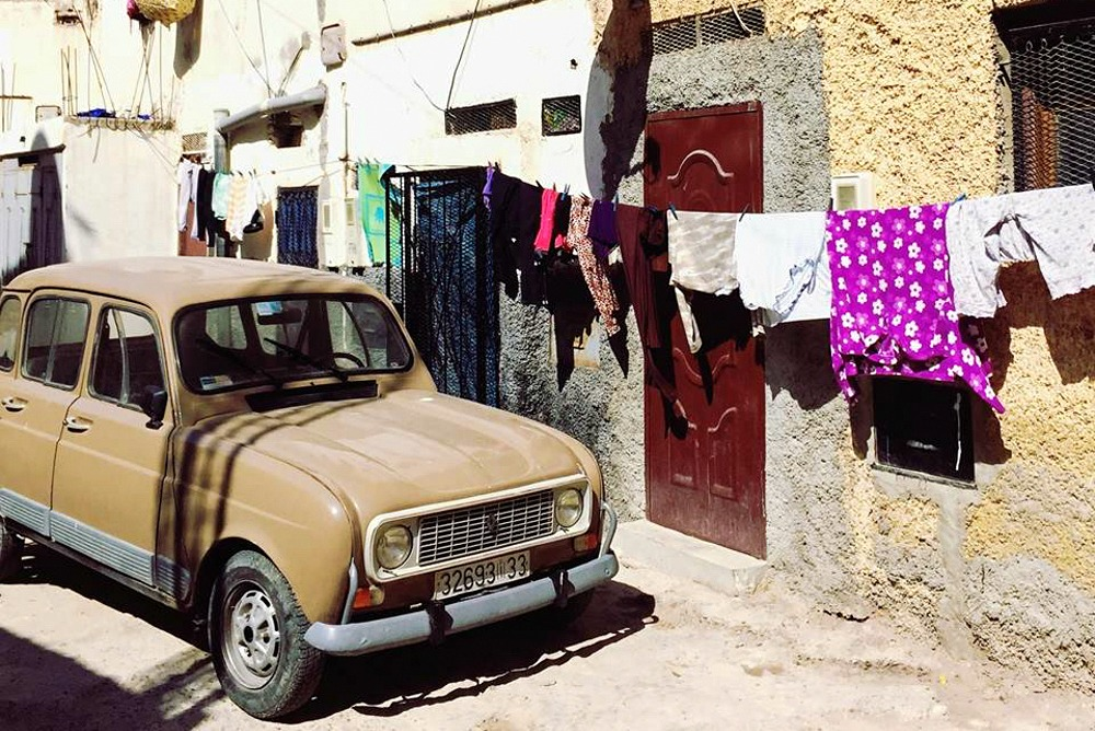 Taghazout Marokko Auto