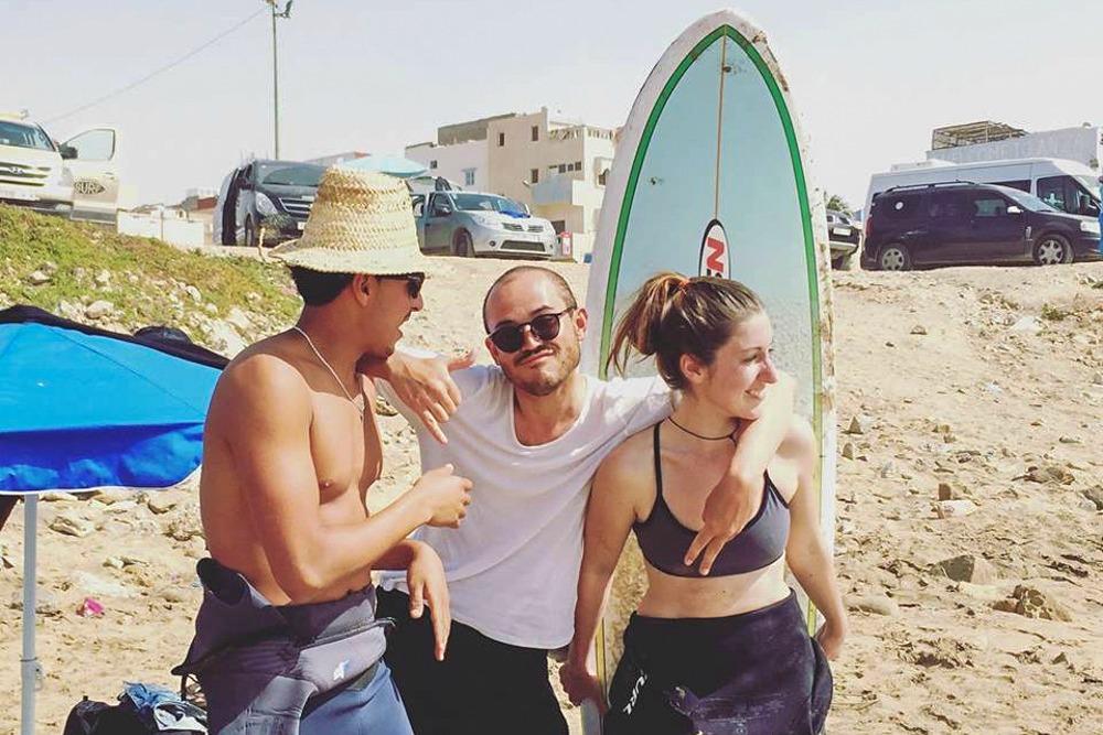 Taghazout Marokko Surf Camp Reiseblog