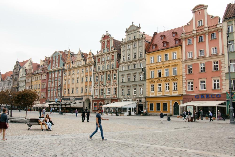 Warschau Polen Europa