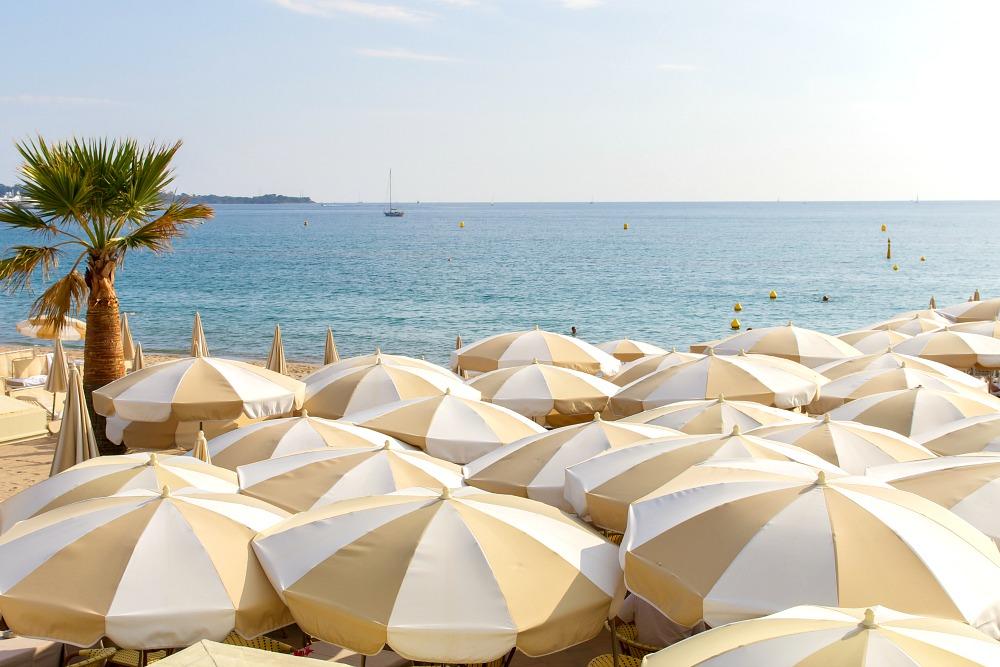 0 Cannes Cote d'Azur Frankreich Südfrankreich