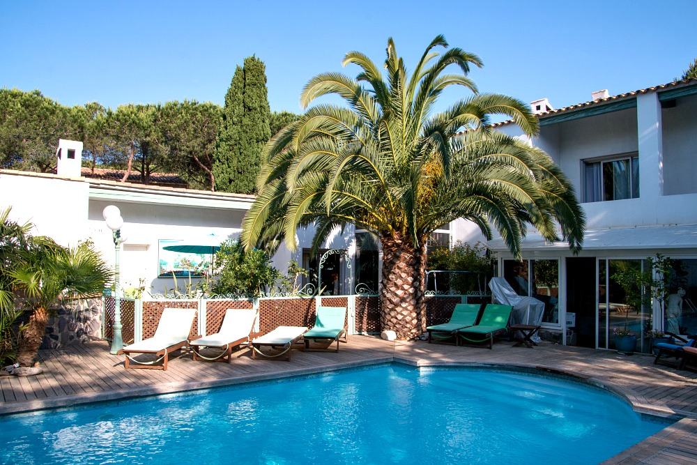 1 Chambres d'hotes Gästezimmer Pension Frankreich