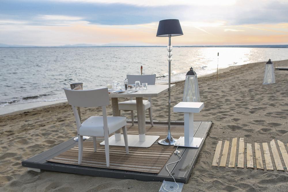 33 Griechenland Chalkidiki Ikos Strand Reiseblog Reiseblogger