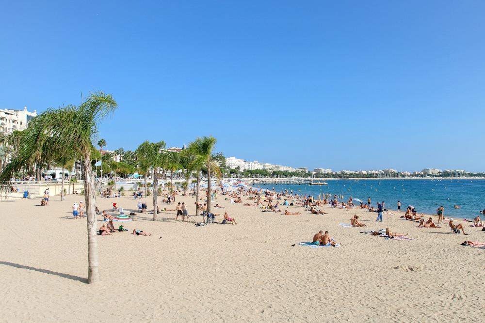 8 Strand Cannes Cote d'Azur Reiseblog