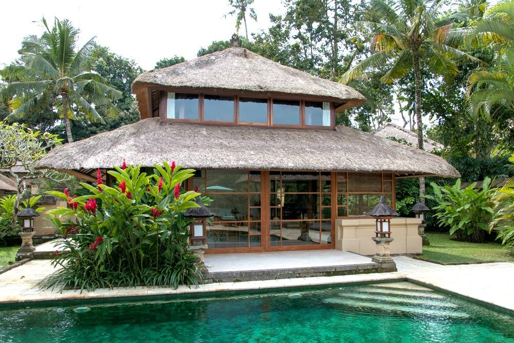 Amandari Luxus Hotel Ubud Bali