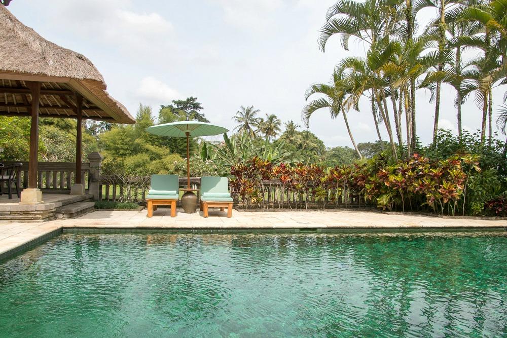 Amandari Ubud Bali Pool