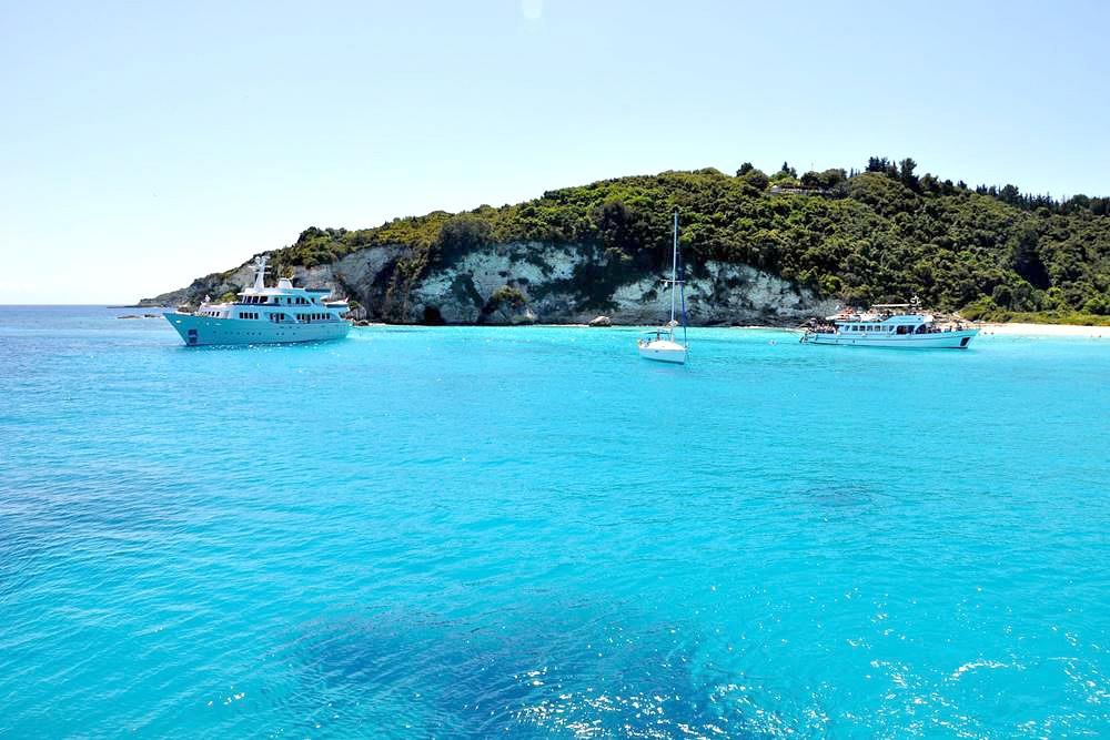 Korfu Griechenland Die Schönsten Plätze Der Insel Reiseblog