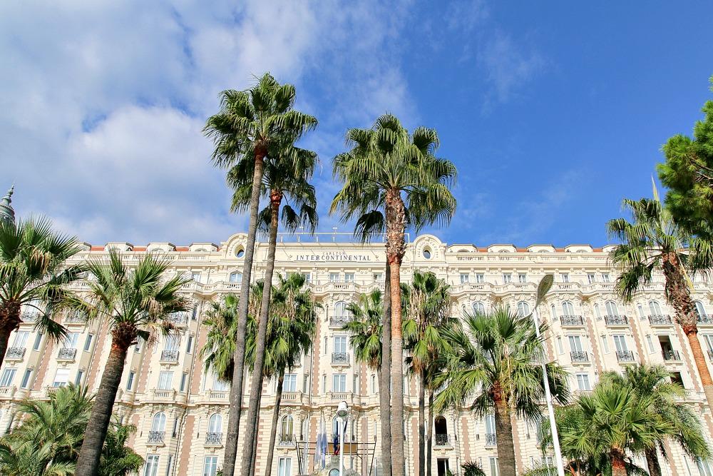 Carlton Hotel Cannes Luxushotel Luxus Reiseblogger