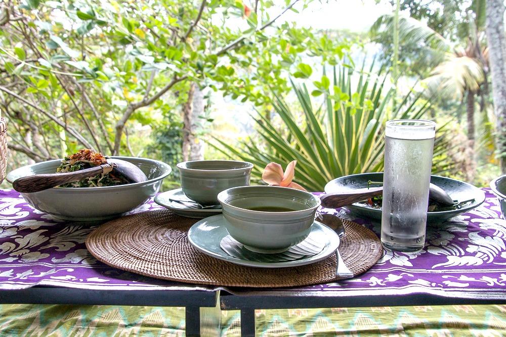 Kochkurs Amandari Hotel Bali Ubud
