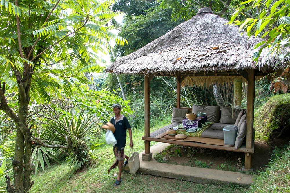 Kochkurs Amandari Hotel Ubud Bali