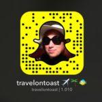 Reiseblog Reiseblogger Snapchat Snapchatter