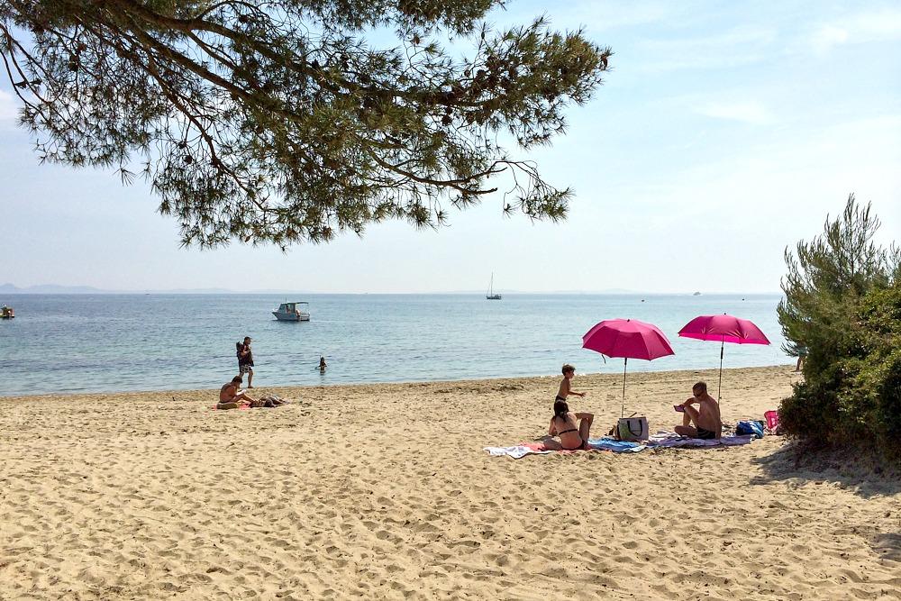 Strand Beach Frankreich Südfrankreich Cote d'Azur