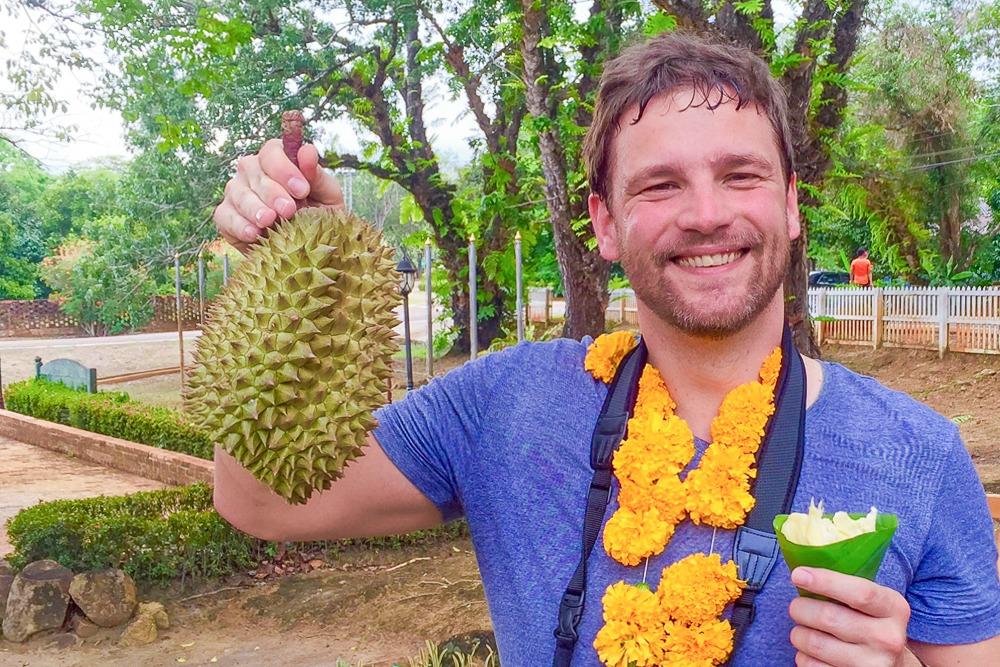 1 Thailand Durian Reiseblogger
