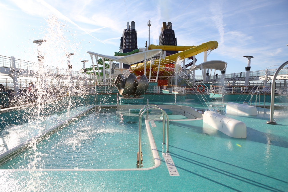 11 Norwegian Epic Wasserpark