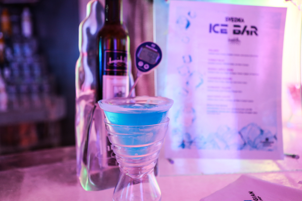 17.1 Norwegian Epic Ice Bar