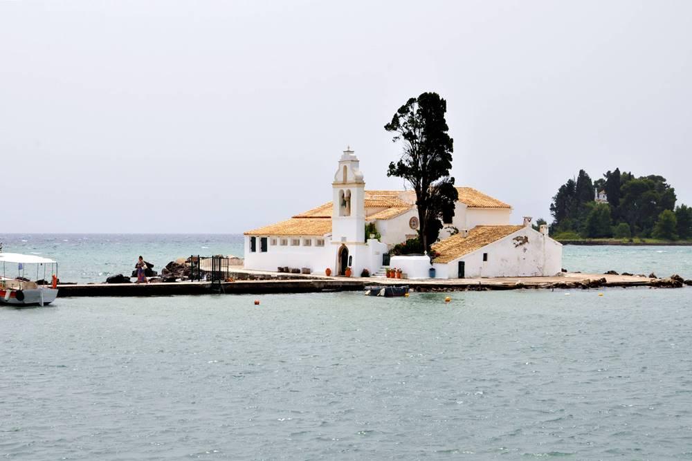17_Kanoni Vlacherna Kloster Korfu