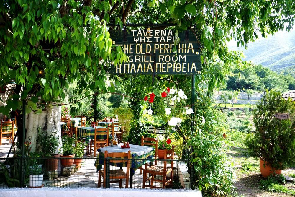 29_Taverne Old Perithia Korfu