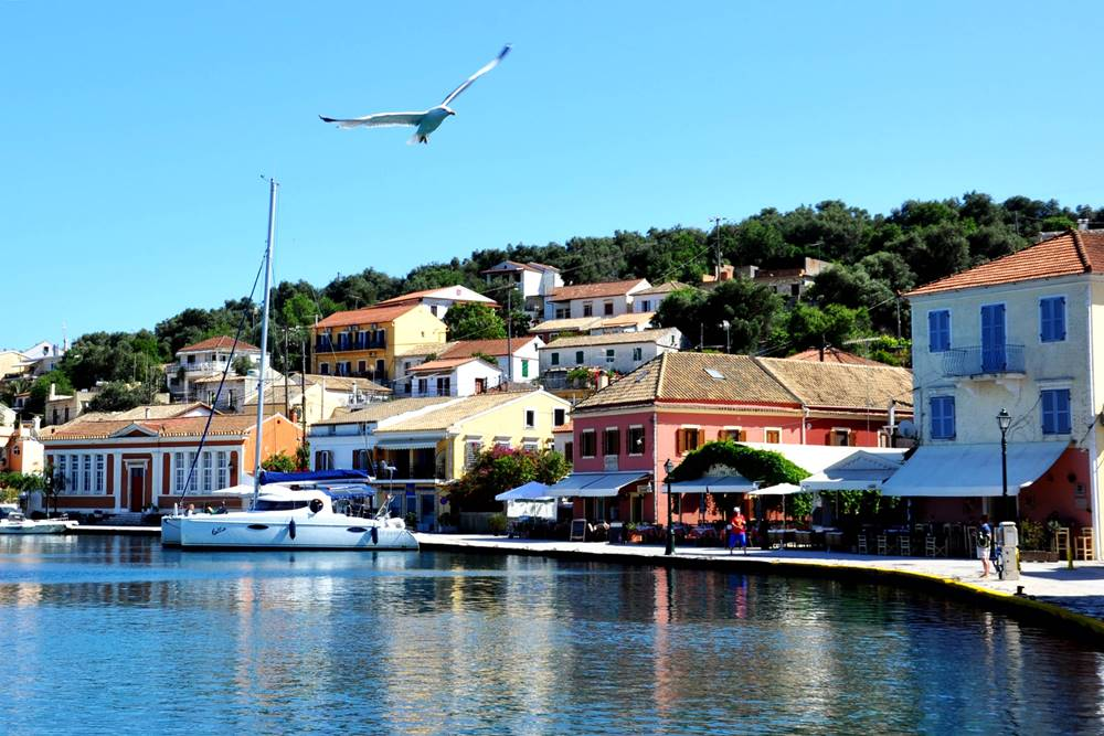 34_Inseltour Paxos Hafenstadt Gaios