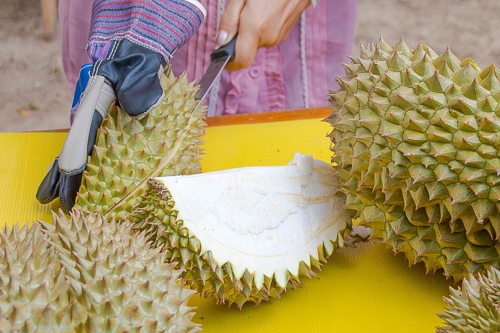 4 Obst Thailand Durian