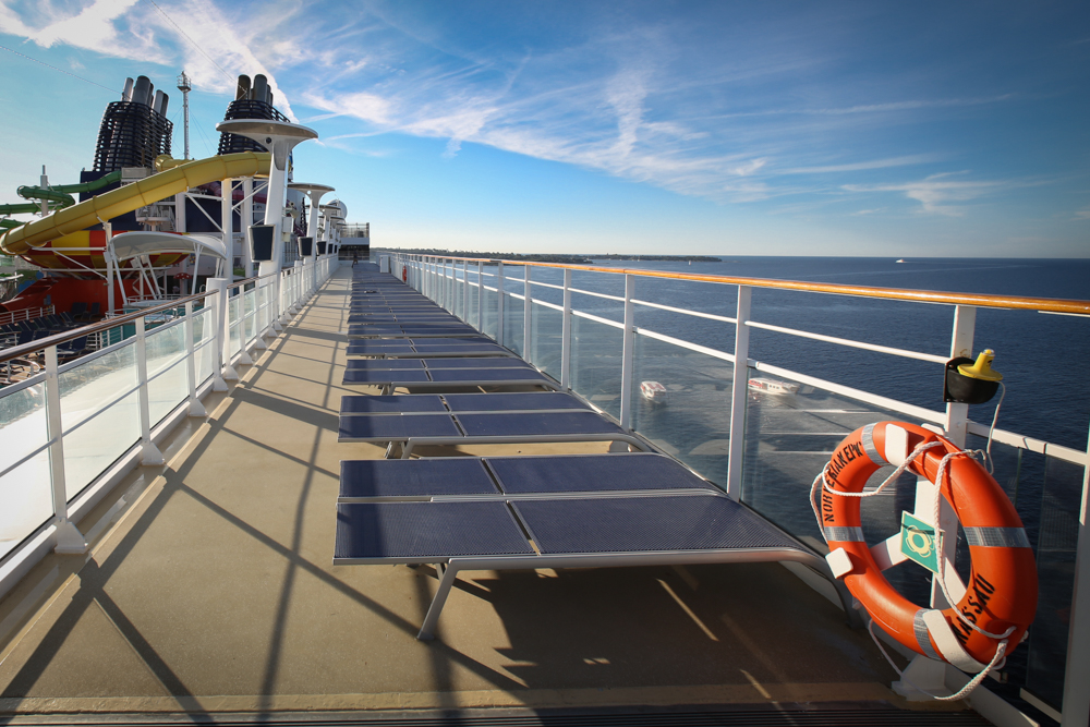 5 Norwegian Epic Sonnendeck