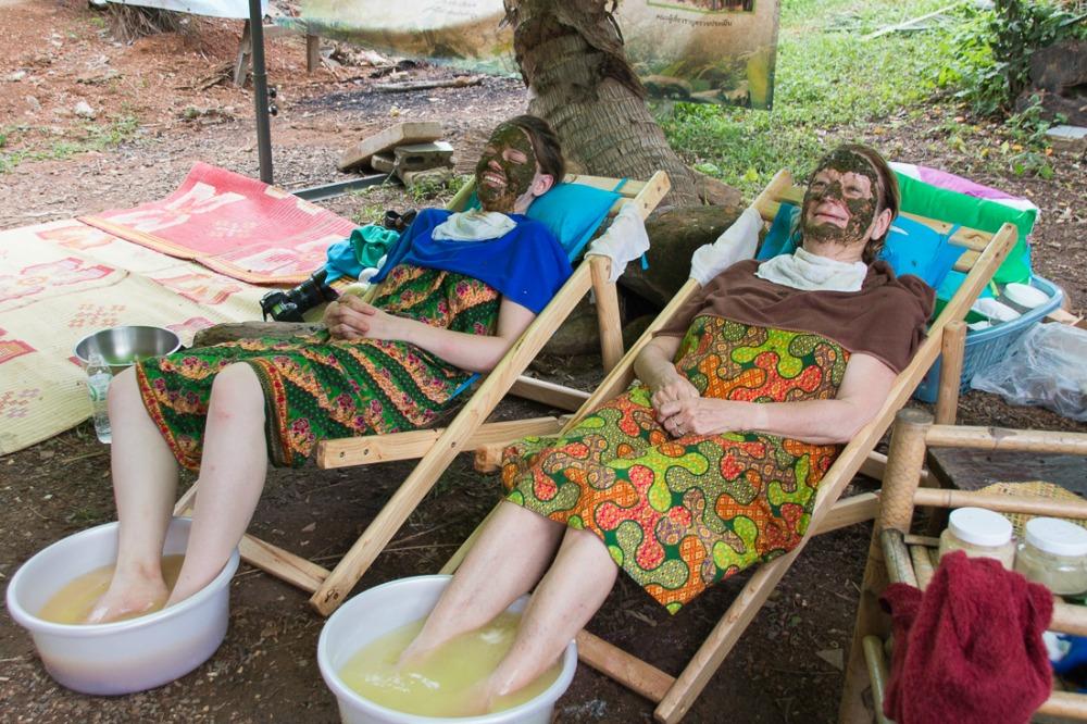 13 Trat Thailand Chong Wellness Spa Maske