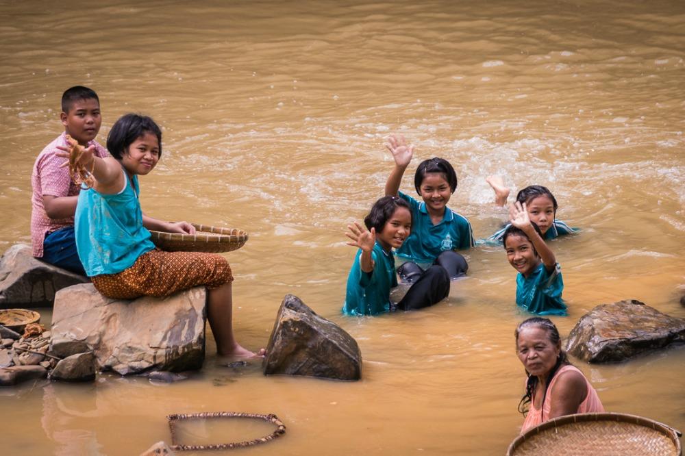 7 Trat Thailand Chong Fluss