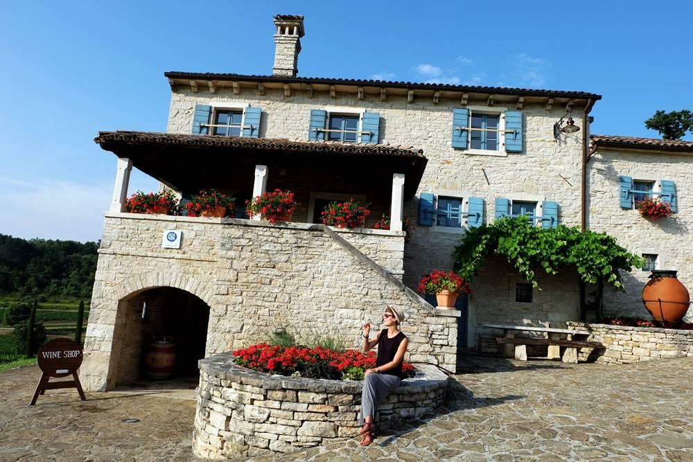 Bild 15 Weingut Kabola Reiseblog Istrien Kroatien