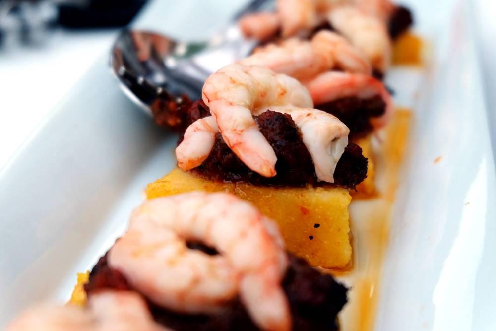 Bild 9 Essen Meeresfrüchte Barba Danilo Istrien Kroatien