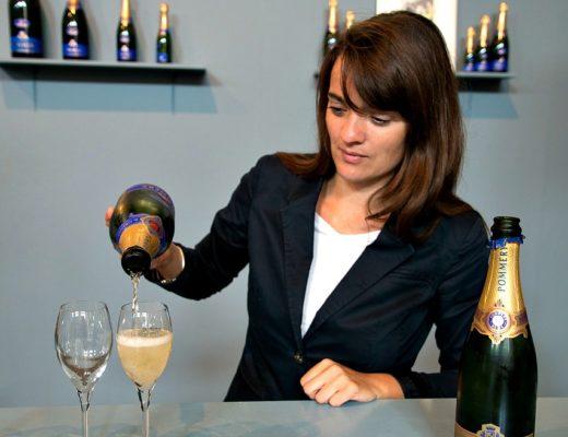 Champagner Verkostung in Frankreich