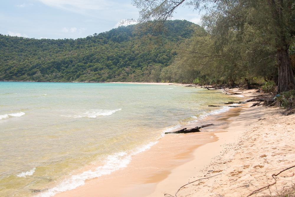 Kambodscha Koh Rong Samloem Lazy Beach 1 Reiseblog